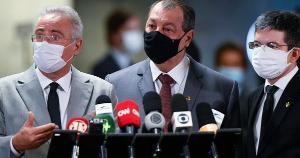 Na próxima terça (11), os senadores vão ouvir Wajngarten e a presidente da Pfizer no Brasil. Na quinta-feira (13), serão ouvidos Araújo e o representante da União Química