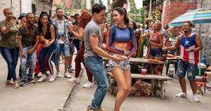 Adaptação do espetáculo 'In the Heights', sucesso de Lin-Manuel Miranda na Broadway, 'Um Bairro de Nova York' é carta de amor à comunidade latina